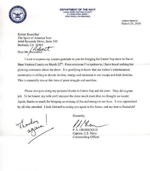 navy letter of appreciation template - sample navy letter of appreciation how to write a letter